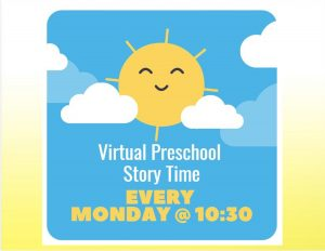 Virtual Preschool Storytime @ Facebook Live | Charles City | Virginia | United States